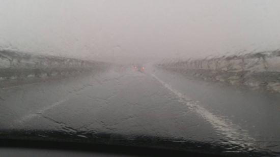 Heves esőzésekre és erős szélre figyelmeztetnek a meteorológusok