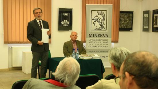 Kolozsvári Ünnepi Könyvhét – rendezvények a Minerva-házban