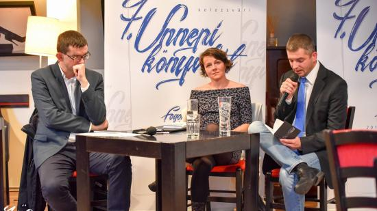 Átadták az Erdélyi Magyar Írók Ligája díjait