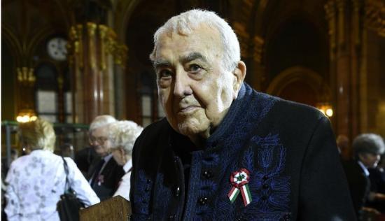 Válaszúton adják át az Europa Nostra-díjat Kallós Zoltánnak