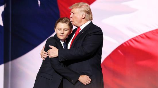 Trump-látogatás Kolozsváron