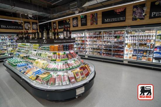 Mega Image, egy másfajta szupermarket