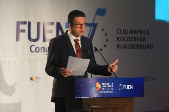 Jogai garantálását kéri az EU-tól hatvan millió őshonos kisebbségi