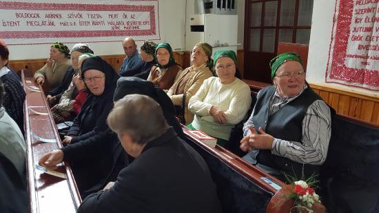 Kalotaszeg nőszövetségei találkoztak Gyaluban