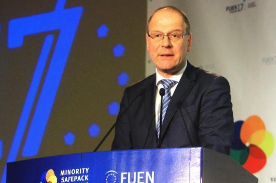 FUEN - Navracsics: A kultúra tesz minket azzá, akik vagyunk