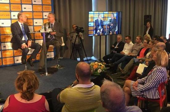 FUEN - Navracsics: a fiatalok és a kultúra a biztosíték az EU jövőjére