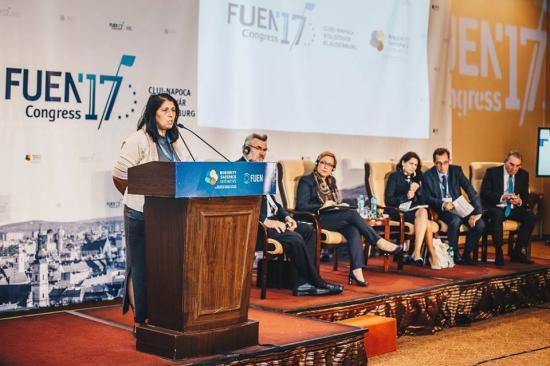 FUEN - A sokszínűséget tisztelni és megvédeni kell