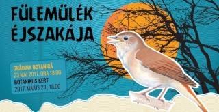 Fülemülék Éjszakája ötödször Kolozsváron