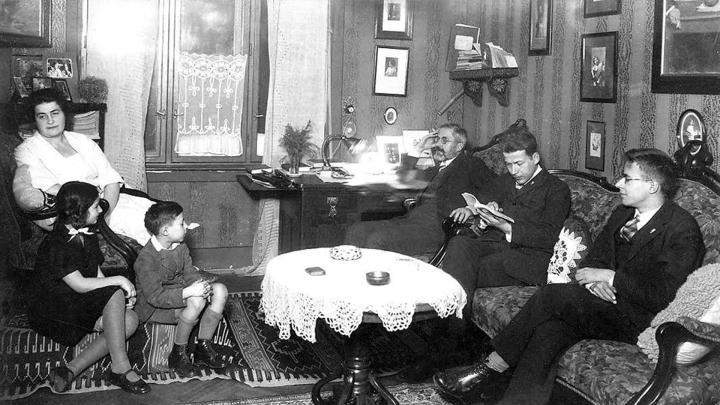 Buday Árpád szülőföldjének szerepe munkásságában