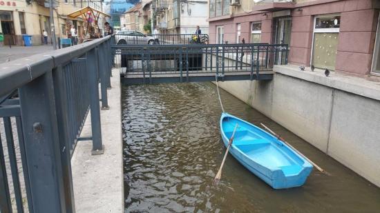 FOTÓK – Csónakok a Malomárokban