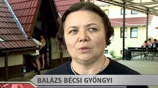 Újabb elismerés Válaszútra: Balázs Bécsi Gyöngyit díjazták Budapesten