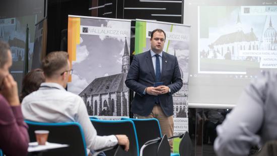Kolozsvári vállalkozói irodát nyitnak