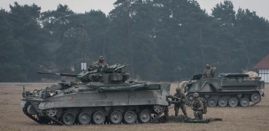 Nagyszabású NATO-hadgyakorlat kezdődött Romániában