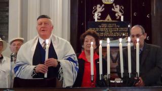 VIDEÓK - Holokauszt-megemlékezés Kolozsváron
