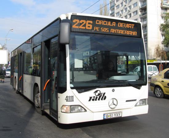 A Mercedes szállítja az autóbuszokat a CTP-nek