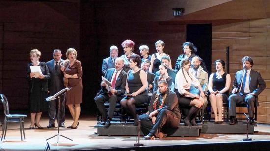 Jelesre vizsgázva – A Kolozsvári Magyar Opera Énekkara a Müpában