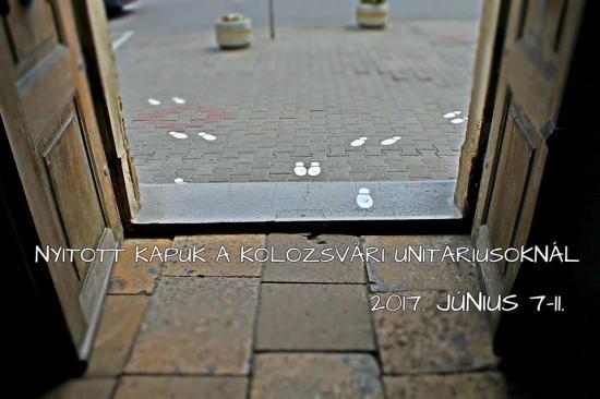 Holnaptól Nyitott Kapuk a Kolozsvári Unitáriusoknál