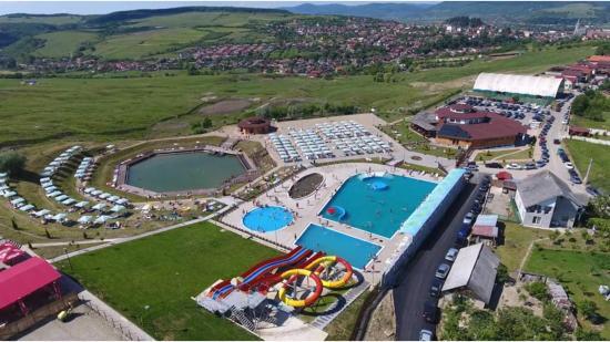 Megnyílt a dési Torok Aquapark
