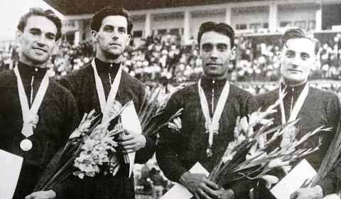 Zarándi László olimpiai bronzérmes futó 88 éves