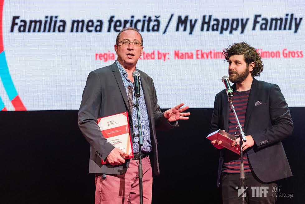 Alain Delont Életműdíjjal tüntették ki a TIFF-en