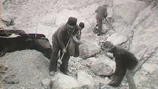 ÚJ TARTALOM: A Duna–Fekete-tenger csatorna (1949‒1953)