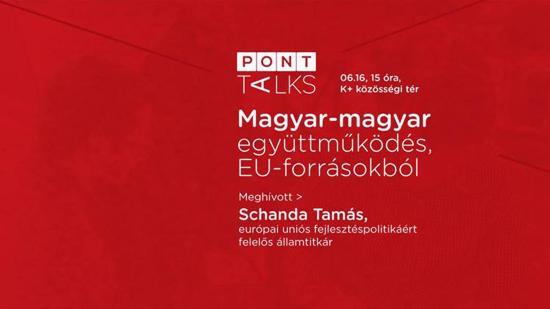 EU-forrásokról tájékoztat a PONT Csoport