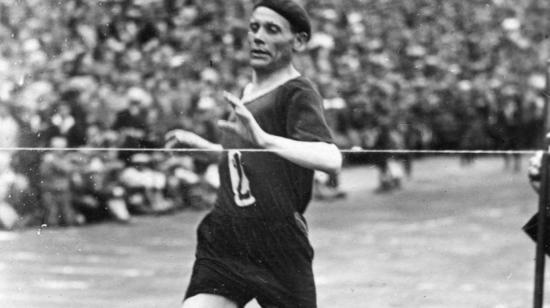 """Paavo Nurmi, """"a futók királya"""" 120 éve született"""