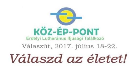 Középpont: erdélyi lutheránus ifjak találkoznak Válaszúton