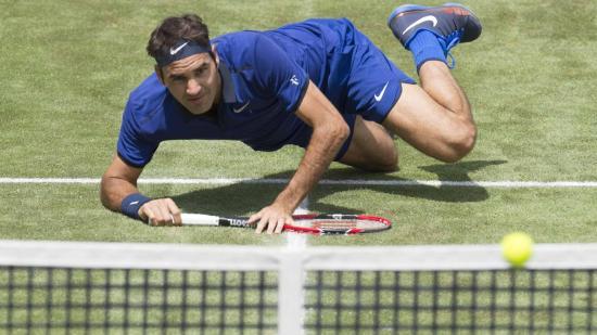 Nem sikerült Federer visszatérése