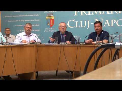 VIDEÓINTERJÚ - Mikor helyezik ki a többi háromnyelvű helységnévtáblát Kolozsváron?