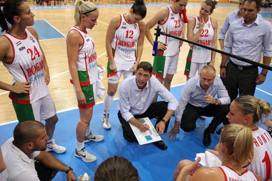 Női kosárlabda Eb: vereséggel kezdtek a magyarok