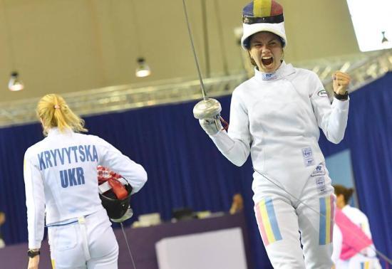 Vívó Eb: bronzérmes a magyar férfi kardcsapat és a román női párbajtőrcsapat