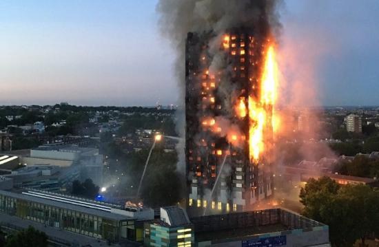 Hetvenkilenc lehet a londoni tűzvész halálos áldozatok a száma