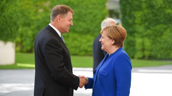 Johannis Berlinben: Románia stabil ország