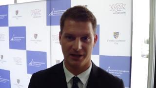 VIDEÓINTERJÚ - Wizz Air: az idei egymilió kolozsvári utasból 700 ezret mi biztosítottunk