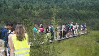 Természetkutató diáktábort szervez az EMT