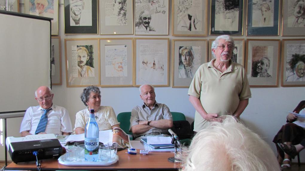 Előadások és beszélgetések a hajdani Bolyai Egyetemről