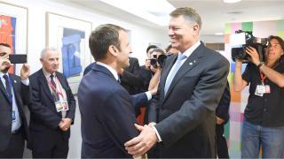 Romániába fog látogatni Emmanuel Macron