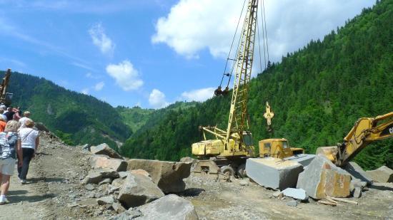 Kőből faragják a legújabb magyar-román üzleti kapcsolatokat