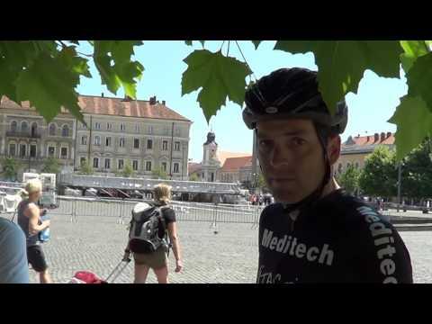VIDEÓINTERJÚ – Mariazell-Csíksomlyó… kerékpáron