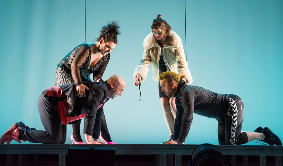 Szatmári és temesvári előadások a Shakespeare Fesztiválon