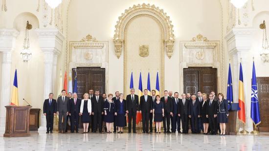 Megszavazta a parlament a Tudose-kabinetet (FRISSÍTVE JOHANNIS NYILATKOZATÁVAL)