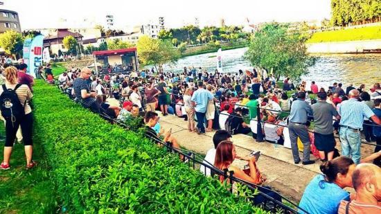VIDEÓK - Jazz in the park: óráról órára nőtt a résztvevők száma...