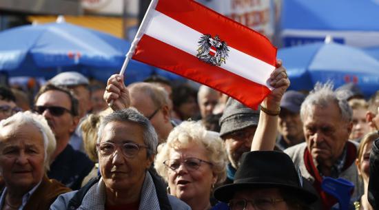 Nagy választási küzdelemre kell számítani Ausztriában