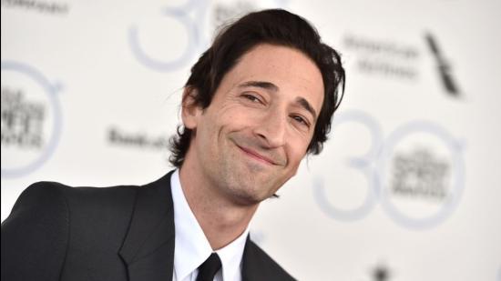 Adrien Brody megkapja az Arany Leopárd-díjat Locarnóban