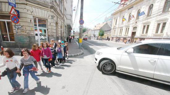 Szabálytalankodó gyalogosok okozzák a balesetek egyharmadát