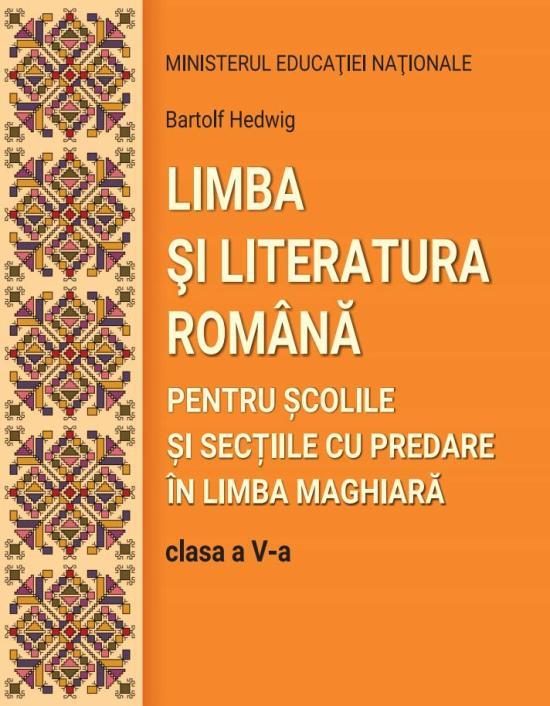 Új román tankönyv magyar ötödikeseknek