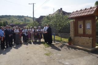 Sétányt is avattak a zsoboki falunapon