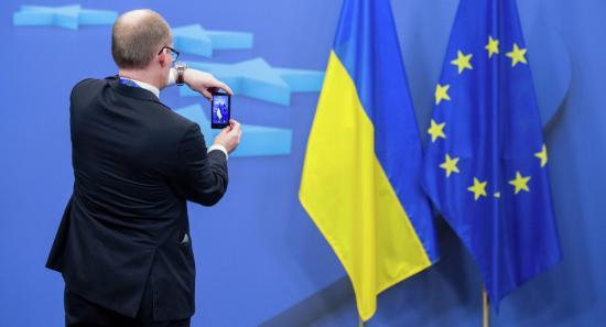 Lezárult az EU és Ukrajna közötti társulási szerződés ratifikációja
