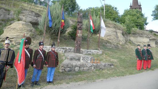 Vasvári Pálra és szabadságharcosaira emlékeztek Kőrösfőn